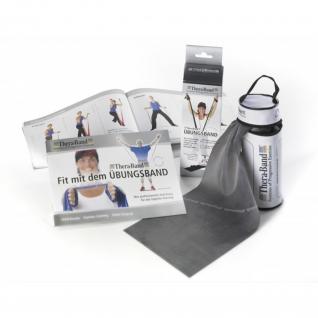 Thera-Band® Bag schwarz, spezial- stark