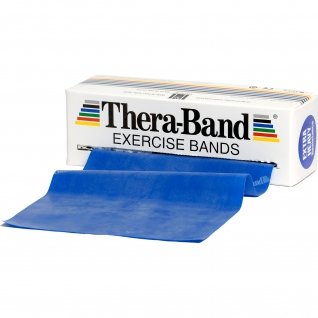 Thera-Band® 5,5 m, blau-extra stark