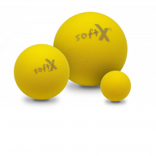Soft X® Trainingsball gelb Ø 8 cm