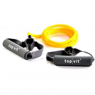 top | vit® bodytrainer.tubing, gelb - extra leicht