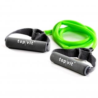 top | vit® bodytrainer.tubing, grün - mittel