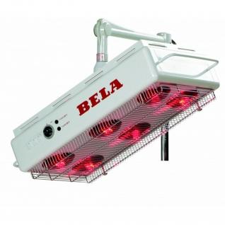 Bela Rotlichtstrahler Design 6 mit Premium-Stativ