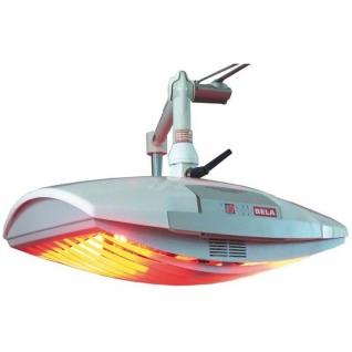 Bela Rotlichtstrahler Design 4 mit Premium-Stativ