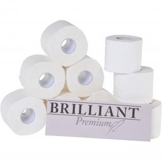 Toilettenpapier Brilliant Premium 3-lagig