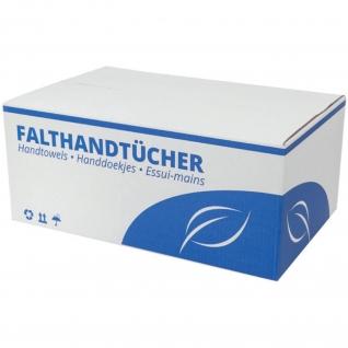 Papier-Falthandtücher 2-lagig
