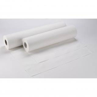 Liegenabdeckungen-Papierrollen 50 m x 55 cm