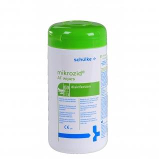 Desinfektionstücher Mikrozid AF 150 Stück in Spenderdose