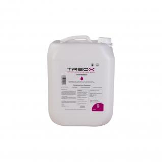 Breitbanddesinfektionsmittel Treox D, 5 Liter Kanister