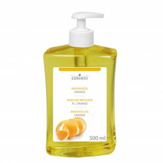 Massageöl Orange 0,5L / 1L / 5L
