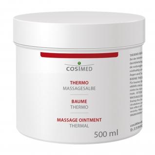 Massagesalbe Thermo, 500 ml Dose