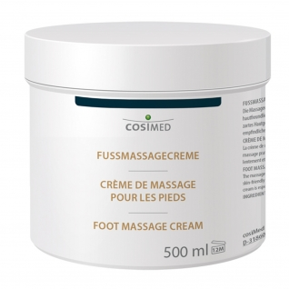 Fußmassagecreme, 500 ml Dose