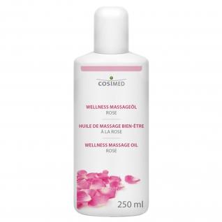 Wellness Massageöl Rose 250 ml / 500ml / 1L / 5L