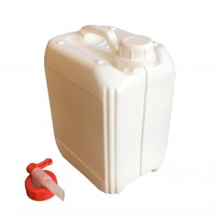 Dosierhahn für 5 Liter Kanister