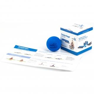 softX® Faszien-Kugel, blau Ø 6,5 cm