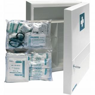 Sanitätsschrank-Füllung