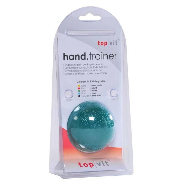 Öffne top | vit® hand.trainer, grün - mittel