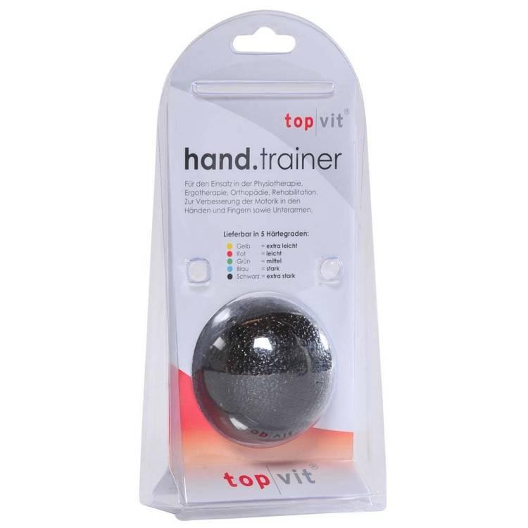 Öffne top | vit® hand.trainer, schwarz - extra stark